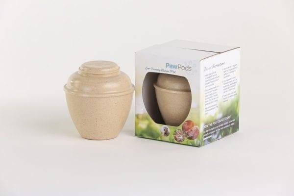 Classic pet urns