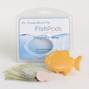 FishPod for Goldfish, Beta Fish, Tropical Fish, African Cichlids, Aquarium Enthusiasts